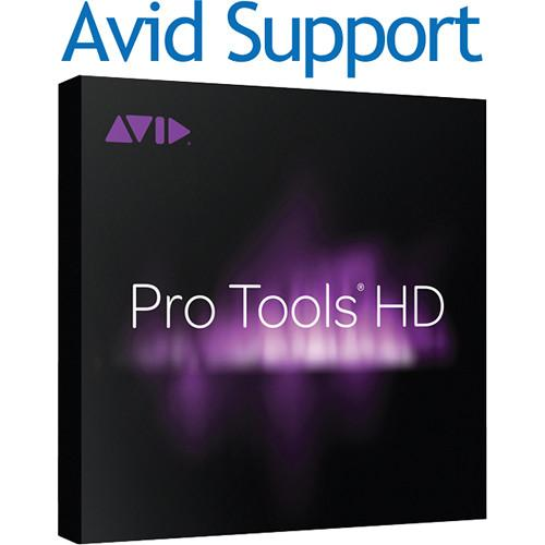 Avid Expert Advantage Support Plan for HD Systems 0540-30238-06