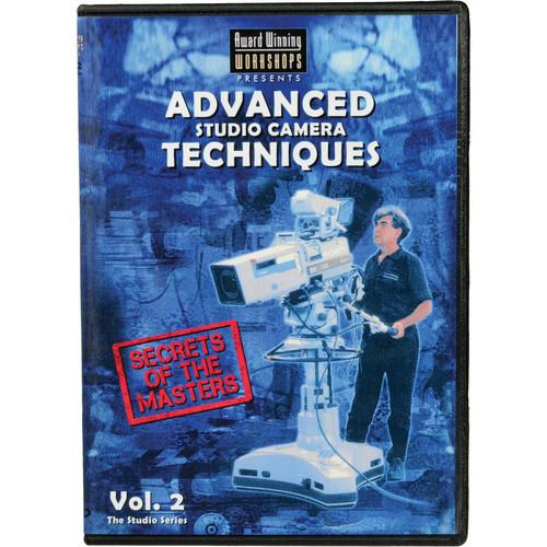Award Winning Workshops DVD2 Advanced Studio Camera DVD2