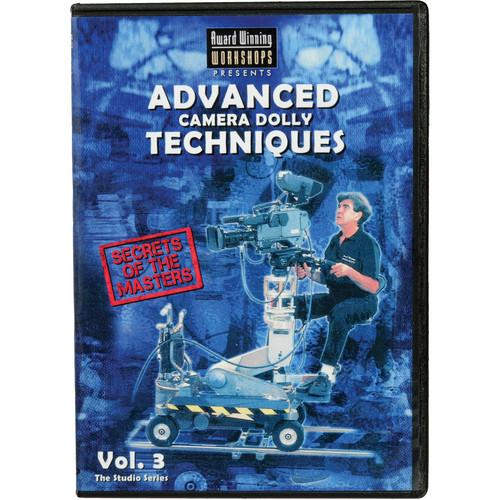 Award Winning Workshops DVD3 Advanced Camera Dolly DVD3