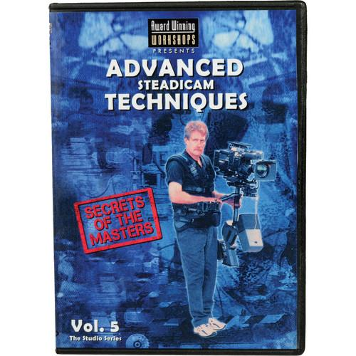 Award Winning Workshops DVD5 Advanced Steadicam Techniques DVD5