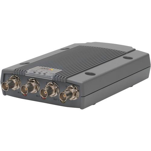 Axis Communications P7214 4-Channel Surveillance Kit 0417-044