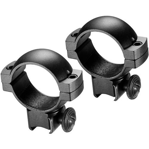 Barska 30mm Riflescope Mounting Rings (1.1