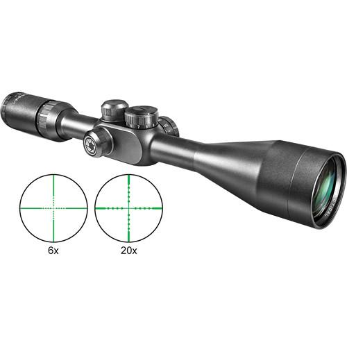 Barska 6-20x40 Tactical Riflescope (Black Matte) AC10776