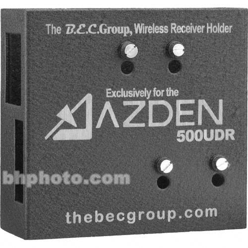 BEC AZ500 Mounting Box for Azden Receiver BEC-AZ500