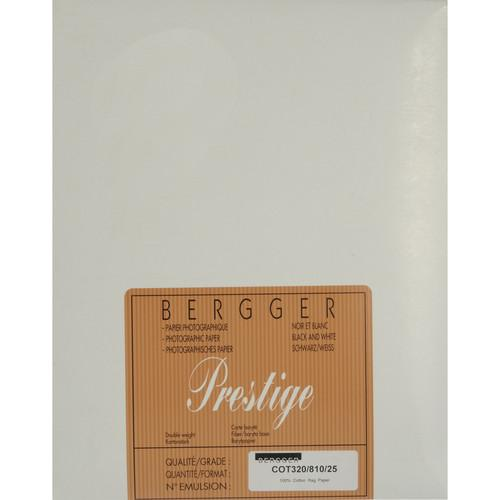 Bergger 100% Cotton Uncoated Paper - 8x10