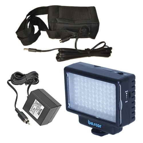 Bescor LED-70 Constant Video / Photo Light with Battery LED-70B