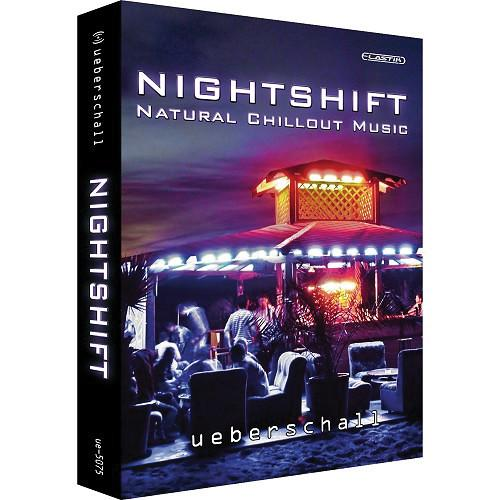 Big Fish Audio DVD: Nightshift: Natural Chillout Music NITE1-PW