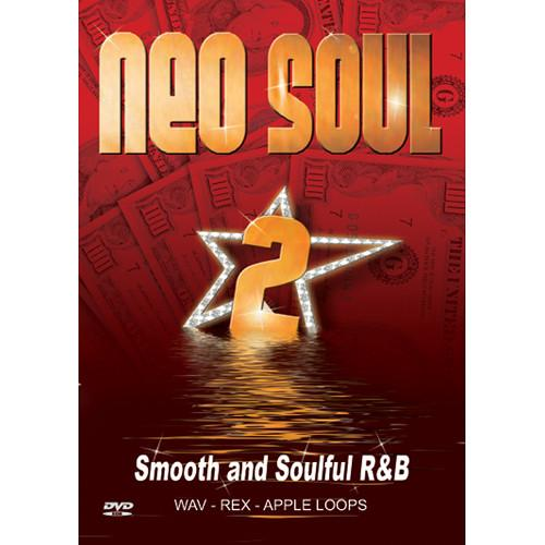 Big Fish Audio  Neo Soul 2 DVD NESO2-ORWX