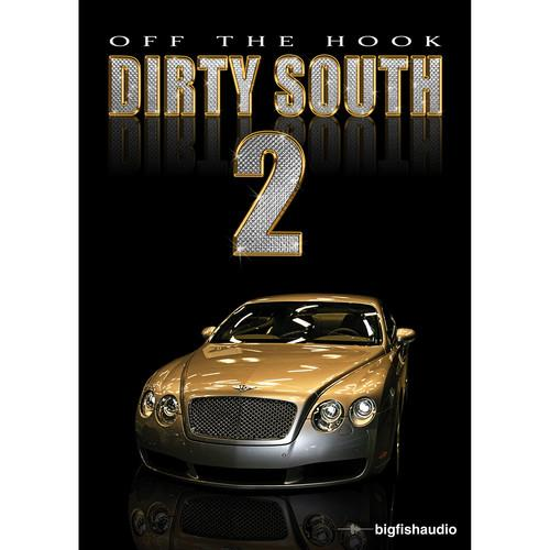 Big Fish Audio Off The Hook Dirty South 2 DVD OHDS2-ORWXZ
