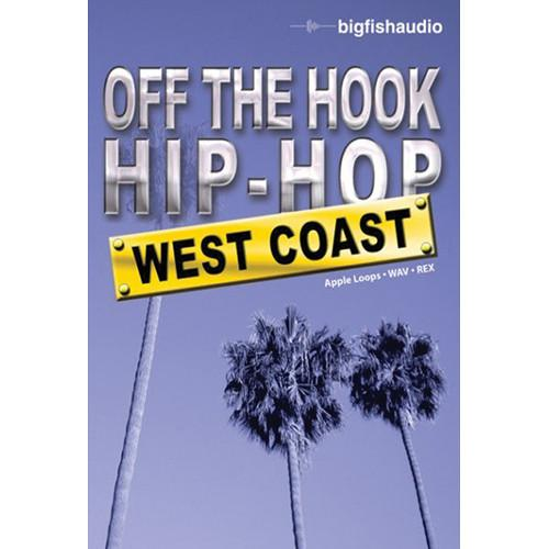 Big Fish Audio Off The Hook Hip Hop: West Coast DVD OHHH2-ORW