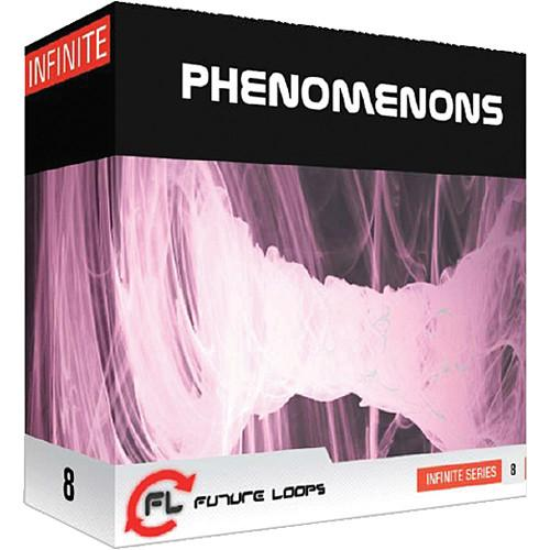 Big Fish Audio Phenomenons DVD (WAV Format) FLIS08-W