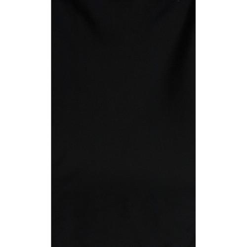 Botero #035 Muslin Background (10x24', Black) M0351024
