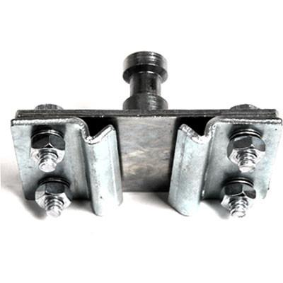 Bowens  Fixed Rail Clamp with Spigot BW-2635