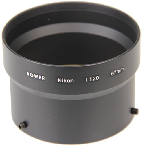 Bower  67mm Adapter Tube for Nikon L120 ANL12067