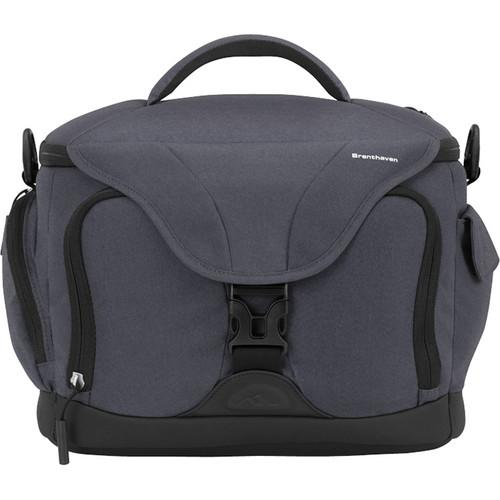 Brenthaven BX2 Large Shoulder Bag (Charcoal Gray) 1705
