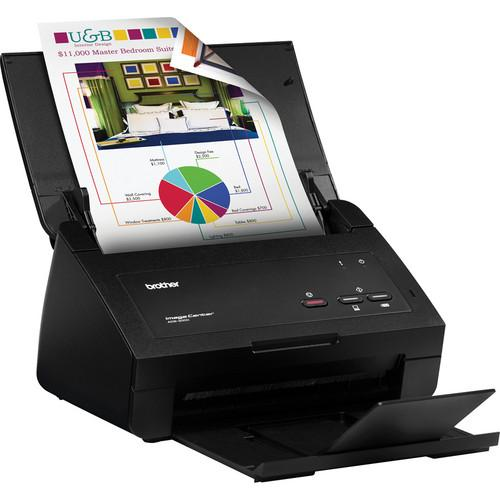 Brother ImageCenter ADS-2000 High-Speed Document Scanner
