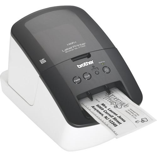Brother QL-710W High-Speed Label Printer W/ Wireless QL-710W