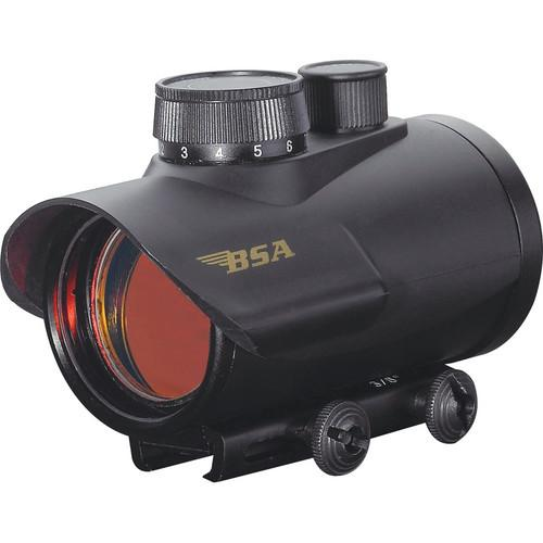 BSA Optics 42mm Illuminated Red Dot Multi-Purpose Sight RD42