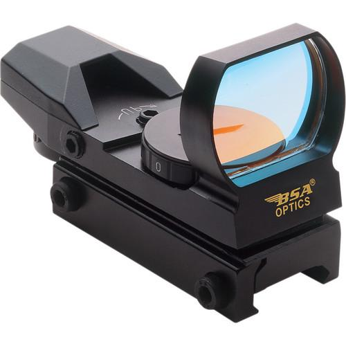 BSA Optics PMRGS Panoramic Sight with Green Dot Reticles PMRGS
