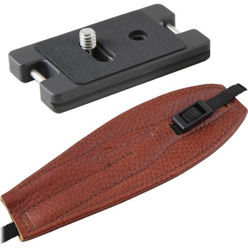 Camdapter Arca Neoprene Adapter with Chestnut CB-1002-CHESTNUT