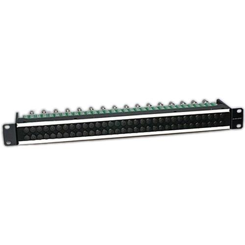 Canare 32MD-STS Staggered Mid-size Video Patchbay 32MD-STS