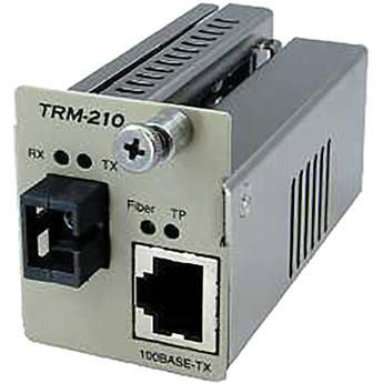 Canare TRM-210 Optical Converter (100BASE-TX) TRM-210