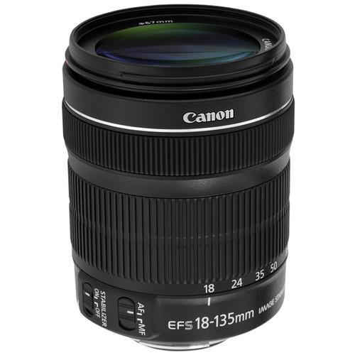 Canon EF-S 18-135mm f/3.5-5.6 IS STM Lens 6097B002