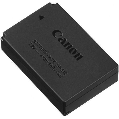 Canon LP-E12 Lithium-Ion Battery Pack (7.2V, 875mAh) 6760B002