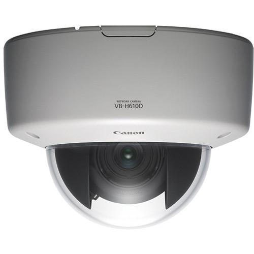 Canon VB-H610D Full HD Fixed Dome IP Security Camera 6814B001
