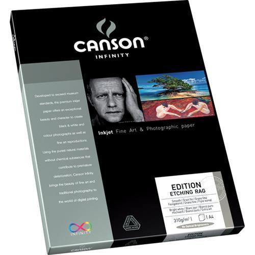 Canson Infinity Edition Etching Rag Paper 206211000