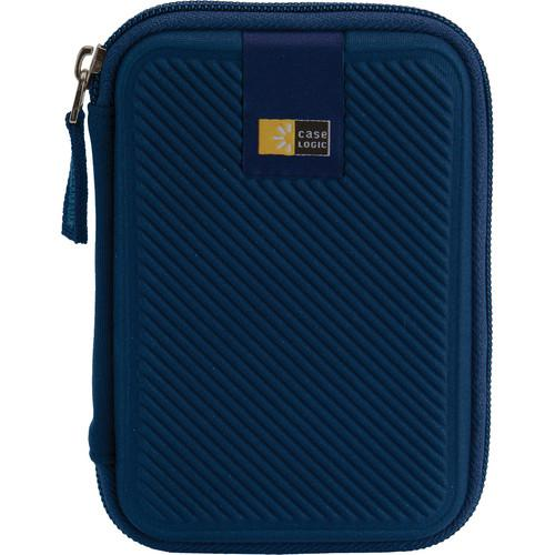 Case Logic EHDC-101 Portable Hard Drive Case EHDC-101-DBL