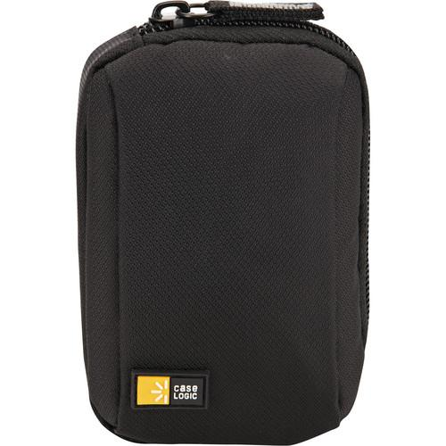 Case Logic TBC-401 Point and Shoot Camera Case (Black) TBC-401
