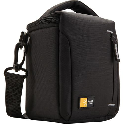 Case Logic TBC-404 Compact High Zoom Camera Case (Black) TBC-404