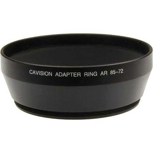 Cavision 72mm Conical Step-up Ring with 85mm Outside ARC85-72D30