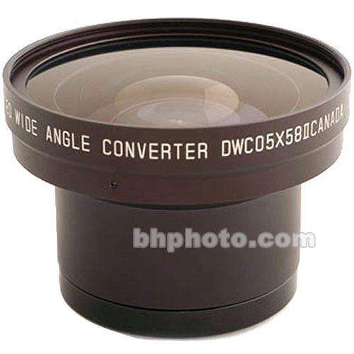 Cavision DWC05X58P 58mm 0.5x Wide Angle Zoom Through DWC05X58P