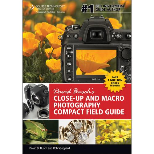 Cengage Course Tech. Book: David Busch's Close-Up 9781133600701