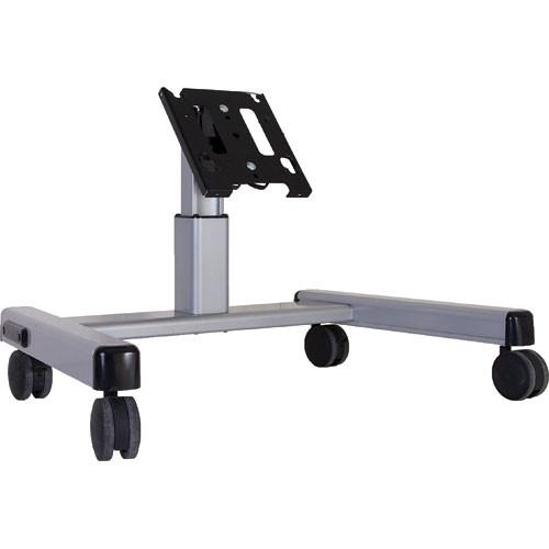 Chief MFQ-US Confidence Monitor Cart (Silver) MFQUS