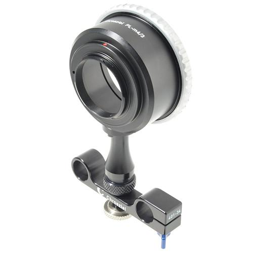 Chrosziel Adapter for PL Lenses for Panasonic C-PL-M43-34