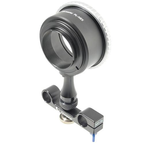 Chrosziel Adapter for PL Lenses for Sony NEX-FS100 C-PL-NEX-34