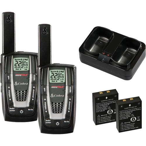 Cobra MicroTalk CXR725 27-Mile Two-Way Radios CXR725