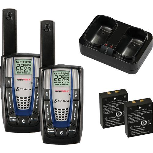 Cobra MicroTalk CXR825 30-Mile Two-Way Radio CXR825