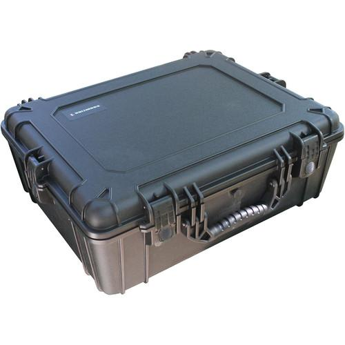 Condition 1 Watertight 100839 Hard Case (Black) H839BKF8540AC1