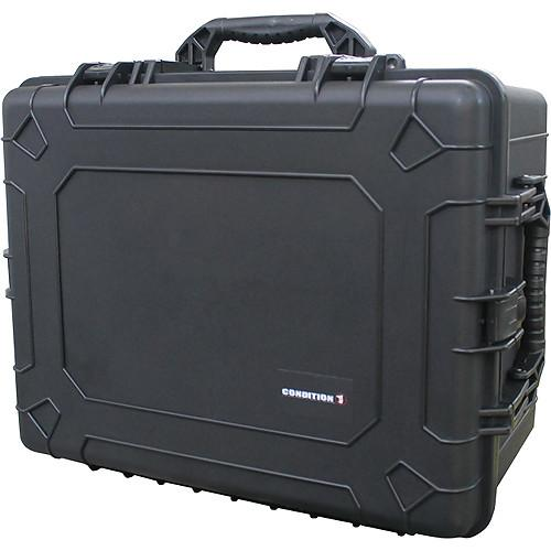 Condition 1 Watertight 101024 Hard Case (Black) H024BKF8541AC1