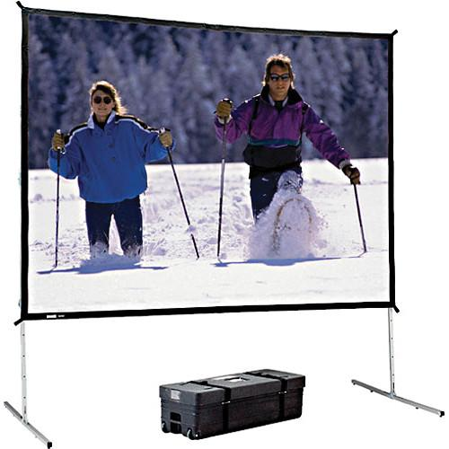 Da-Lite 36027 Fast-Fold Deluxe Projection Screen (16 x 21')