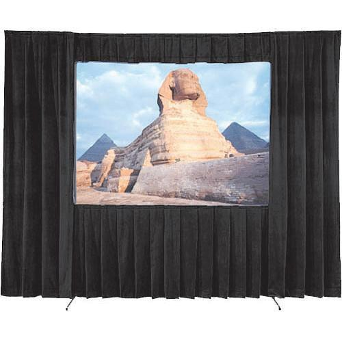 Da-Lite 36526KP Drapery Kit Without Drapery Bar 36526KP