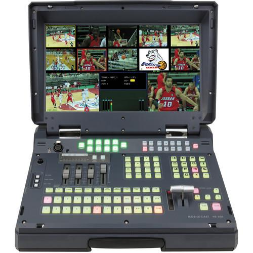 Datavideo  HS-600 Mobile Video Studio HS600