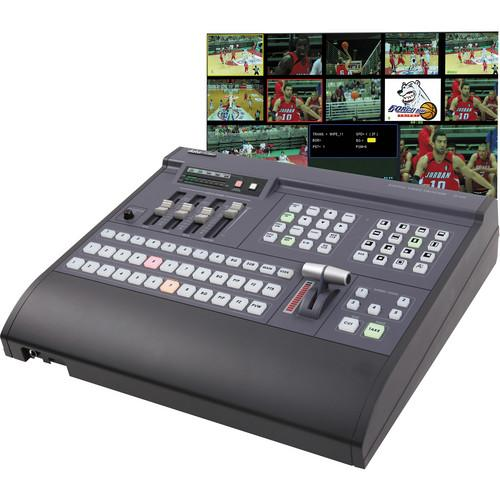 Datavideo SE-600 8-Input A/V Switcher with CV / DVI-D / SE600