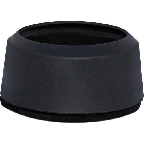 DeluxGear  Lens Bumper (Medium, Black) DGLBM