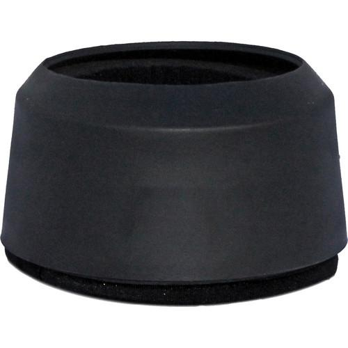 DeluxGear  Lens Bumper (Small, Black) DGLBS