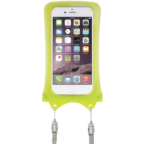 DiCAPac WPI10 Waterproof Case for iPhone (Green) WP-I10 GREEN